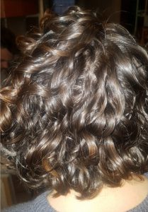 I capelli di Giulia