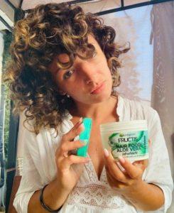 aloe vera hair food