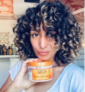 Cantu curly cream